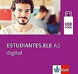Estudiantes.ELE A2 digital: Spanisch für Studierende. USB-Stick (Estudiantes.ELE / Spanisch für...