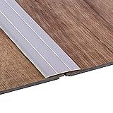 Gedotec Übergangsprofil selbstklebend Übergangs-Schiene Laminat - Vinyl - Teppich UVM. |...