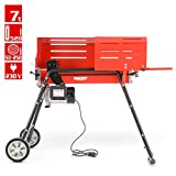 Holzspalter mit Fahrgestell, Spalter der neuen Generation - Für ein bequemes und Rückenschonendes...