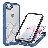 Luxuriöse Schutzhülle für Apple iPhone 6 S 6S 7 8 SE 2020, Hard-PC, 360-Grad-Schutz, Handyschale,...