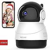 Victure 1080P FHD WLAN IP Kamera, berwachungskamera mit Nachtsicht, Bewegungserkennung,...