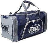 Fightinc. Sporttasche Gym Bag FC1 - XL Tasche für Sport Boxen Kickboxen Muay Thai MMA Kampfsport...