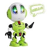 COSANSYS kleine Intelligente Roboter Kinder Elektronisches Spielzeug Sprechender Mini Roboter mit...