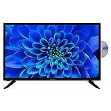 MEDION E13283 80 cm (31,5 Zoll) HD Fernseher (integrierter DVD-Player, HD Triple Tuner, DVB-T2 HD,...