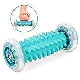 NOTENS Fußmassagegerät Fußroller, Kleine Faszien-Rolle Fuß Massage Roller Entlastung von...
