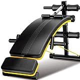 Adjustable Benches Sit-ups Fitnessgeräte Nach Hause Bauchmuskel Board Übung Hilfe Bauch Übung...