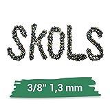 Ozaki Sgekette 3/8' 1,3 mm 33 TG 20 cm - SKOLS.de