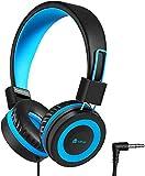 Kinder Kopfhrer - Kabel Kopfhrer fr Kinder, verstellbares Stirnband, Stereo Sound, Faltbare,...