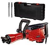 Einhell Abbruchhammer TC-DH 43 (1.600 W, 43 J Einzelschlagstärke, SDS-hex-Werkzeugaufnahme,...