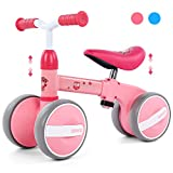 Peradix Kinder Laufrad Balance Lauflernrad Gehhilfe höhenverstellbar Lauflernrad Rutschrad Fahrrad...