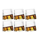 Weingläser Whiskyglas Hammer Teetasse Super Nischenkollektion Handgemachtes Whiskyglas Bleifreier...
