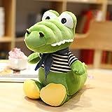 Tylyund stofftier 30cm Kawaii Crocodile Plüschtiere Weiche Cartoon Kuscheltiere Puppenspielzeug...