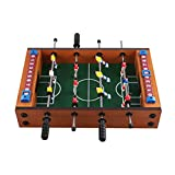 BESPORTBLE Mini Tischfußball Spiel Tragbare Spaß Interaktive Tischfußball Intelligenz Spielzeug...