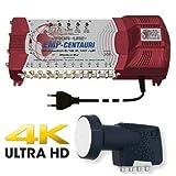 EMP ProfiLine Multischalter 5/16 P.147-UP inkl. 1x INVERTO universal Premium 0.2 db...