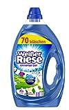 Weißer Riese Universal Gel, Flüssigwaschmittel, 140 (2 x 70) Waschladungen, extra stark gegen...