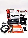 Sky Vision UHD 3000 HD+ Digitaler UHD Satellitenreceiver + Externe 1TB Festplatte (4K UHD, HDTV,...