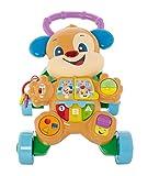 Fisher-Price FRC83 - Lernspa Hndchens Lauflernwagen und Baby Lauflernhilfe mit mitwachsenden...