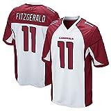 XVVX Rugby Trikot Fitzgerald 11# Fußballtrikot Cardinals High-End T-Shirt Sport...