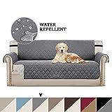 Sofa Cover Reversible Couch Schonbezug Möbelschutz, 2 Zoll breiter, elastischer Riemen,...