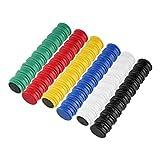 60 Magnete Bunt Ø 24 mm   Farbig   Haftmagnete   Rund   Whiteboard - Kühlschrank - Magnettafel -...
