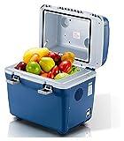 SHUHANG 20L Thermoelektrische Kühlbox-Auto-Kühlschrank mit integrierter beweglicher Trennwand kalt...