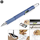 Handwritten Stift Lc Multifunktionales 6 in 1 Profi-Stylus for iPhone 5 & 5S & 5C / 4 & 4S, iPad...