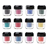zhiwenCZW 12 Farbthermochromes Pigment, aktiviert bei 31 ° C Nail Art Resin Magic Powder...