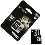 acce2s - Micro SD-Speicherkarte 32 GB Class 10 für Samsung-Galaxy S8 S8 - S7 Edge - S7 - s5 aktiv -...
