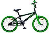 Amigo Extreme - Kinderfahrrad für Jungen - 20 Zoll - mit Handbremsen und Lenkerpolster - BMX...