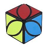 SALUTUYA Attraktives ungiftiges professionelles Puzzlespiel ABS-Plastikwürfelspielzeug für...