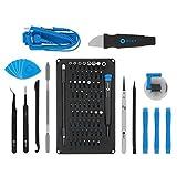 iFixit Pro Tech Tool-Kit, Werkzeug-Set mit Öffnungs-Werkzeug & Präzisions-Schraubendreher mit 64...