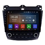 10,1 Zoll Android 9.0 Touchscreen GPS Navi Stereo für Honda Accord 7 2003-2007 mit WiFi Bluetooth...