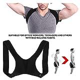 Einstellbare Rückenschulterkorrektur Bucklige Korrektur Körperhaltung Korrektur...