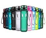 Super Sparrow Trinkflasche - Tritan Wasserflasche - 1000ml - BPA-frei - Ideale Sportflasche -...
