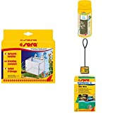 sera Bundle Jungfisch Set XL bestehend aus Aufzuchtbehälter, Micron Nature 50ml, Fangnetze (fein)...
