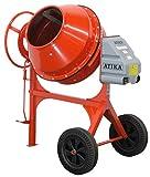 ATIKA Dynamic 165 Betonmischer Mörtelmischer Zementmischer | 400V | 750W