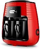 Haushalt amerikanischen Doppel Cup Konzentrierte Drip Drip Kaffeemaschine Typ Dampf Tee Maschine Tee...