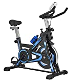 ArtSport Heimtrainer Fahrrad RapidPace mit 10 kg Schwungrad – Ergometer inkl. Riemenantrieb &...