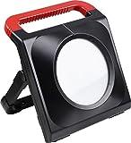 Meister LED-Strahler für den Außenbereich-Mit Akku (11,1 V / 8,8 Ah) -Spritzwasserschutz-Dimmbare...