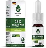 Natura-Med15% C-Active Natur Öl Tropfen 10ml  100% reines...