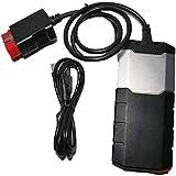 Wrwgl Diagnoseger Adapter Von PKW-Fahrzeugen,Mit Bluetooth,Fehlerausleseger Auto Zur...