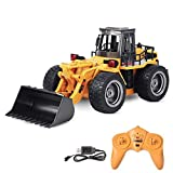 Fernbedienung Digger, Bulldozer Junge Kinder Spielzeug Spielen Fernbedienung Traktor Spielzeug...