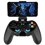 RENXR Kabellos Gamepad Joystick Spielcontroller Doppelerschütterungs Ergonomisches Design Gaming...