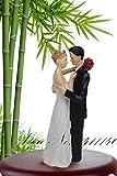 Soode Novetly Tender Moment Kaukasische Figur/Braut und Brutigam Paar Figur Hochzeitstorte...