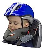 SANDINI SleepFix® Kids Bike – Kinder Schlafkissen/Nackenkissen mit Stützfunktion,...