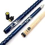 CUESOUL 58' Billardqueues 21oz Pool Queue Personalisiert Ahorn Pool Cue Stick 13mm tips Very Nice...