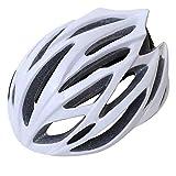 Lxhff Fahrradhelm, integrierte Formung, Mountainbike, Straßen-Schutz, Reiten, tragbar, leichte...