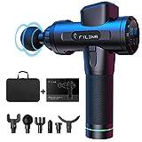 FYLINA Massagepistole, Massage Gun,Tiefen massagegerät mit 20 Geschwindigkeiten,...