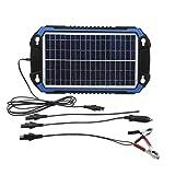 Beck Orlando Tragbarer 18V 6W Sonnenkollektor-Energien-Auto-Ladegerät for Auto-Boots-Lade Solar...