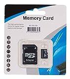 High Speed SD-Karte 256GB mit Adapter